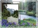 река Salzach в Bluntautal (Звуки природы Австрии)