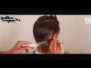 Канадка | Урок для парикмахеров_Классическая мужская стрижка ножницами