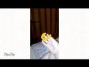 Жёлтый червячные