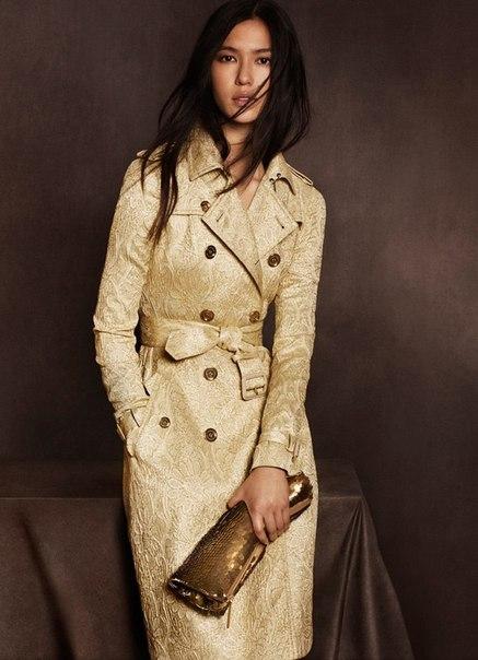 Коллекция одежды Burberry 2015