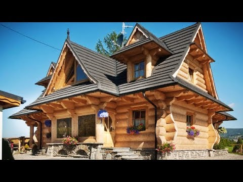 ☑️ Beautiful Wooden Houses. 📷 More Than 50 Examples Of Exterior!