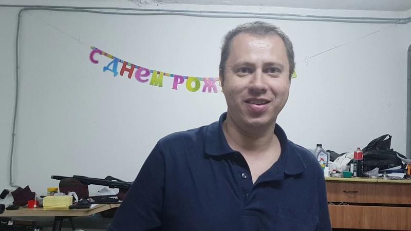 Отстрел Егерь 6 35 редукторный полигонал для Владимира