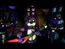 Бонни на стекле(Five Nights at Freddy`s FNaF)