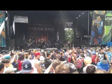 After The Burial - Lost In The Static (Vans Warped Tour 2017, ATL)
