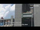 Самый большой в мире «лифт» для кораблей находится на ГЭС «Три ущелья» на реке Янцзы