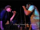 Dabouge - Cosmos ft. Blake Lewis - 06.12..09
