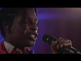 A$AP Rocky covers Otis Redding (Sittin On) The Dock Of The Bay