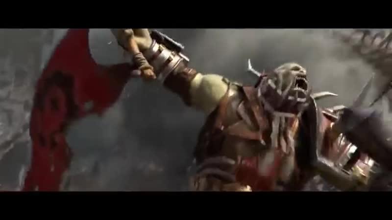 BITVA ZA AZEROT - Trejler russkij (BlizzCon 2017) - Igra World of Warcraft (MosCatalogue.net)