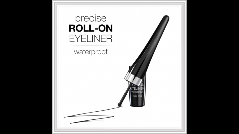 Roll on eyeliner