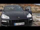 Наши тесты - Обновленный Porsche Cayenne