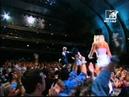 Britney Spears, Christina Aguilhera Madonna - Like a Virgin/Hollywood (VMA 2003) HQ