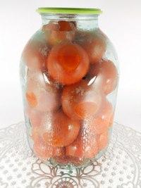 Заготовки из помидоров - Страница 2 _QAIIJo8TgM