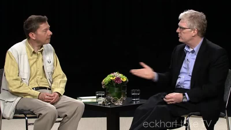 Eckhart Tolle - A Conversation with Sir Ken Robinson