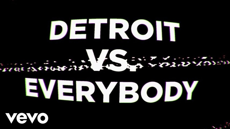 Macj.ru | Detroit Vs. Everybody (Lyric Video)