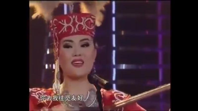 Buldirgen ❤بۇلدىرگەن Kazakh folk song Қытай Орталық Халық Радиосы CNR