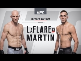 UFC 229 Ryan LaFlare vs Tony Martin