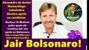 Jair Bolsonaro! Alexandre de Godoi, numerólogo, declara apoio ao candidato e declara 14 motivos.