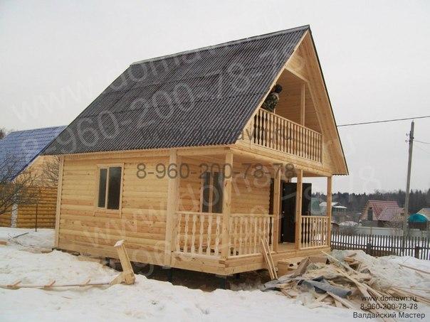 дома из бруса под ключ недорого в нижегородской области цены