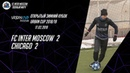 FC Inter Moscow 2:2 Chicago