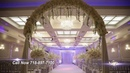 NEW YORK'S LUXURY WEDDING DECOR BY VIP FLORAL @ Royal Elite Palace