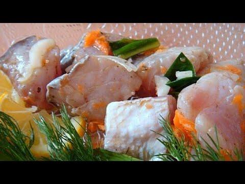 Вкуснейший саламур из толстолоба
