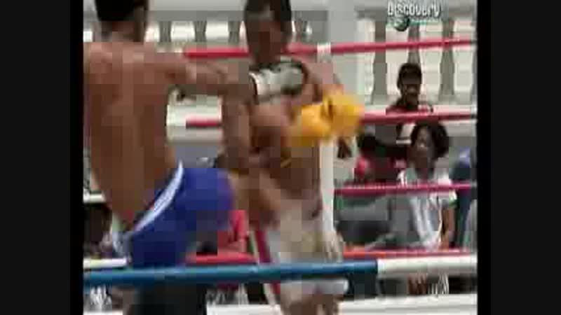 Тайны боевых искусств Discovery Муай Тай Документальный фильм oyama mas