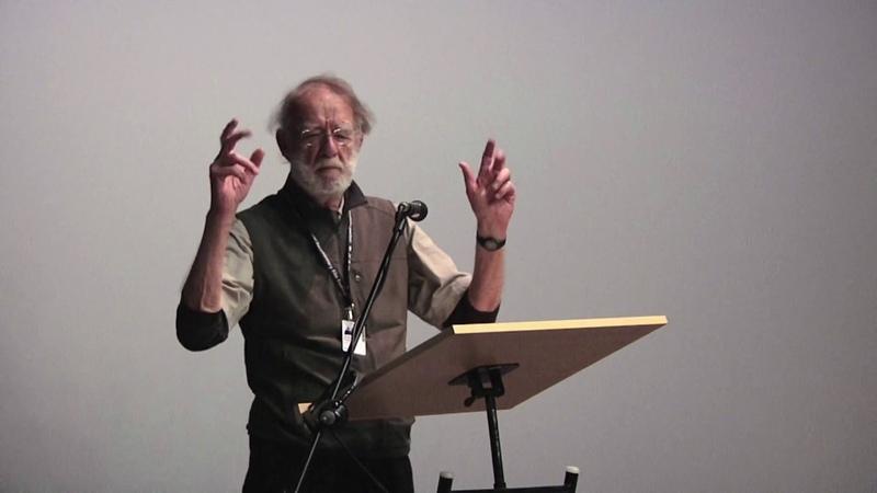 MASTERCLASS: Godfrey Reggio (in English) | Ji.hlava IDFF 2014