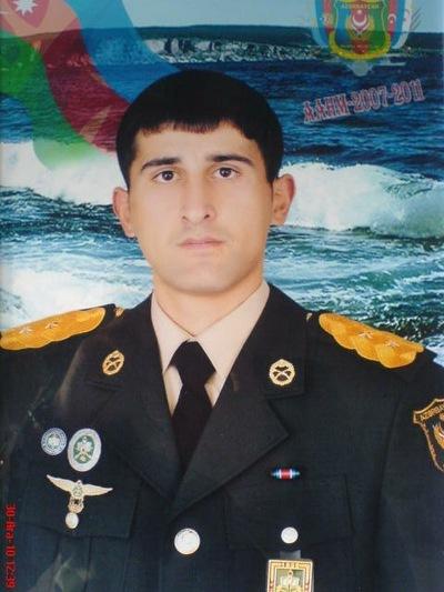Vusal Hesenov, 23 июля 1990, Подольск, id201997216
