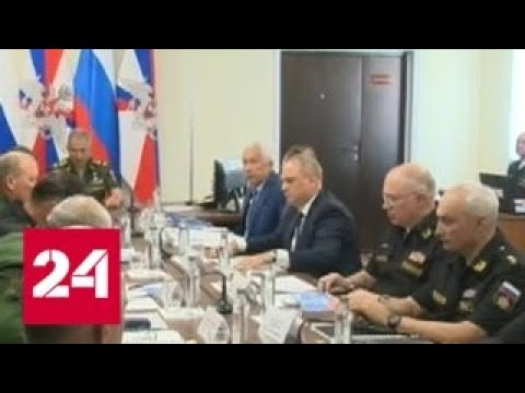 Каспийск станет полноценной военно-морской базой - Россия 24