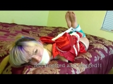 Trip Six Hogtied in Rope Bondage