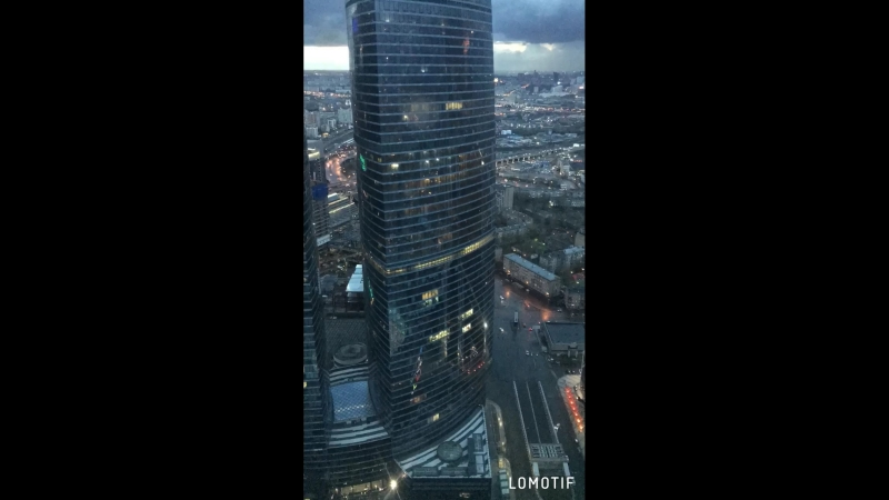 📍Moscow-city, Imperia Tower