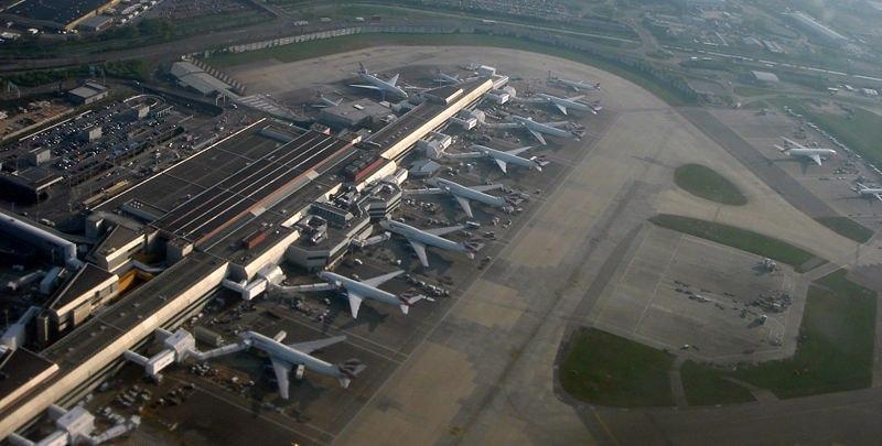 новый аэропорт в лондоне