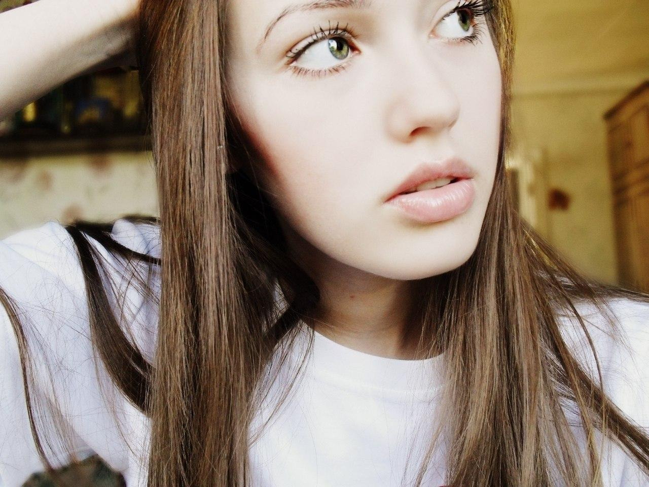 Анастасия костенко без макияжа фото до и после