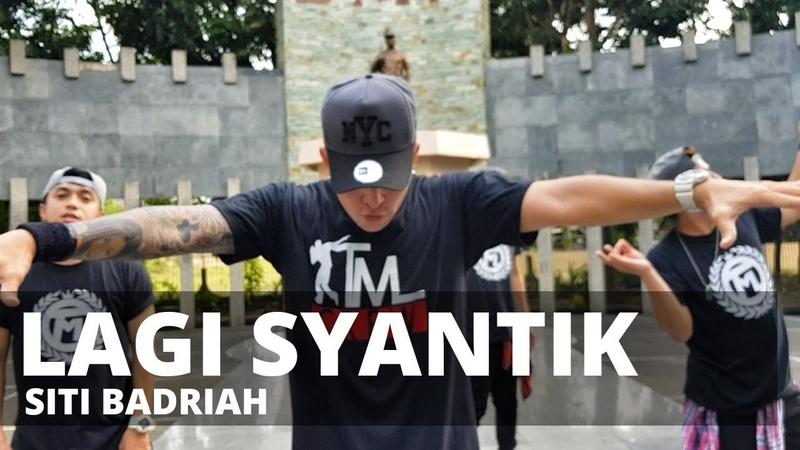 LAGI SYANTIK by Siti Badriah | Zumba® | Indo Pop | Kramer Pastrana