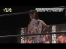 Mizuki Azusa Takigawa vs Miyu Yamashita Shoko Nakajima DDT Live Maji Manji 19