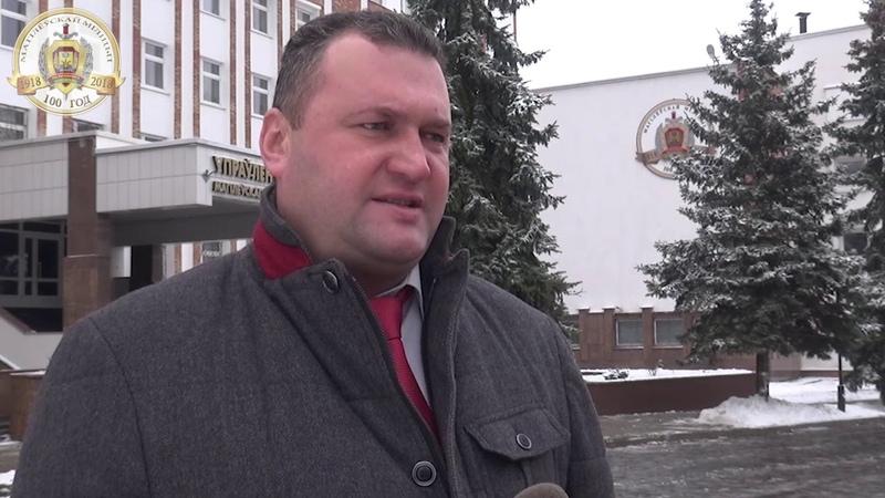 Закладчик психотропов задержан в Могилеве