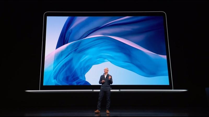 Лаконично, иронично - Apple Special Event 30-го октября