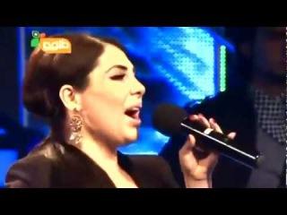 Ghazal Sadat - Dadam Azaar(Bimiram) [AFGHAN STAR 2011/2012 Grand Finale]