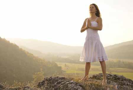 Динамическая медитация более активна, чем другие формы медитации.