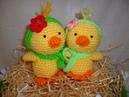 Pulcino Uncinetto Amigurumi Tutorial Chick Crochet Duck Crochet Pato Crochet Pollito Croche