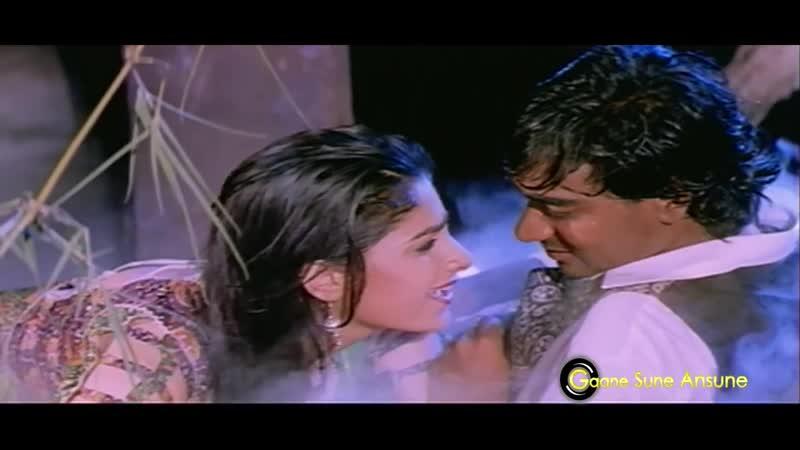 Bheegi Hui Hai Raat Magar _ Kumar Sanu, Kavita Krishnamurthy _ Sangram 1993 Rain