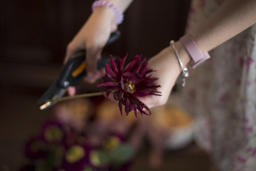 NlucnzNpV9U - Винная тематика в цветочном оформлении свадьбы