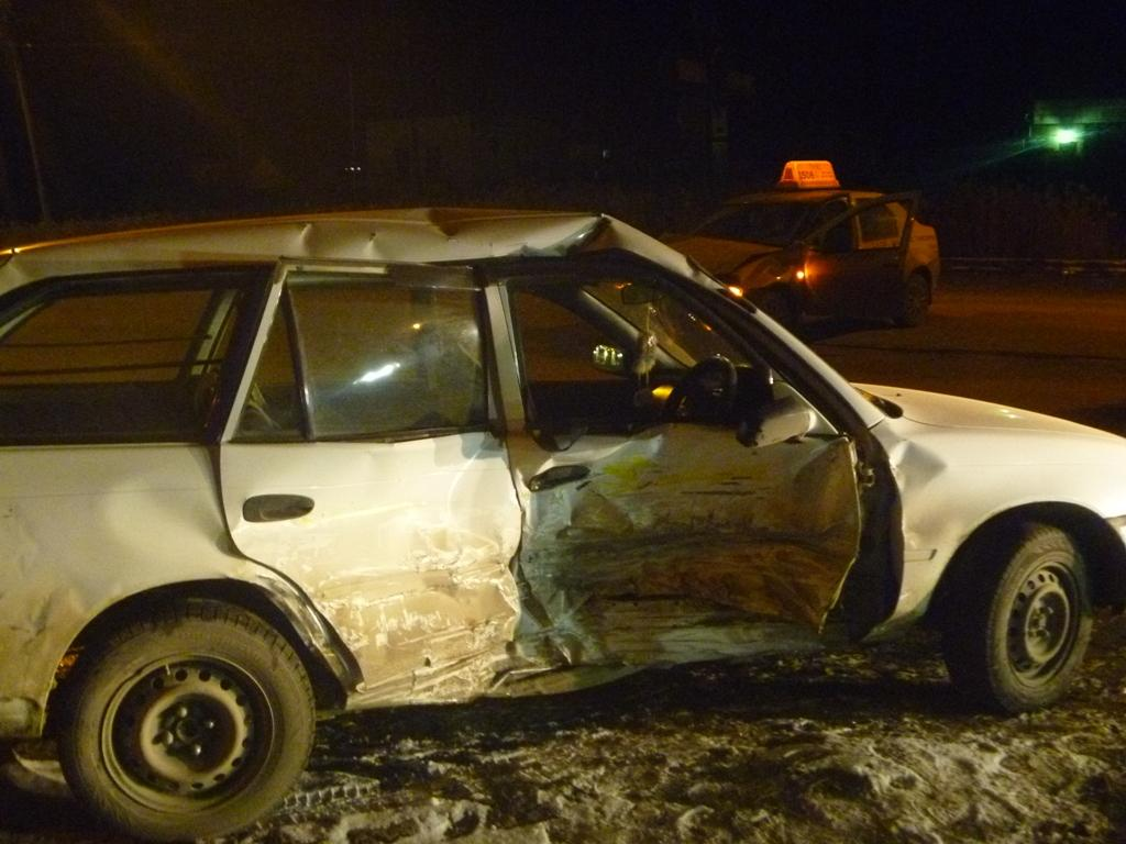 В результате ДТП на ул. Автодорожная погиб мужчина