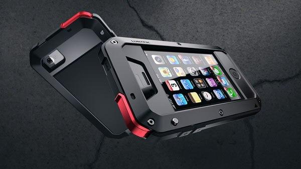 Чехол Lunatik TakTik для iPhone