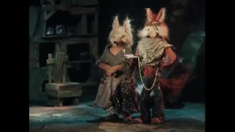 Маленький Рыжик Все серии 1982 Кукольный мультфильм ¦ Золотая коллекция