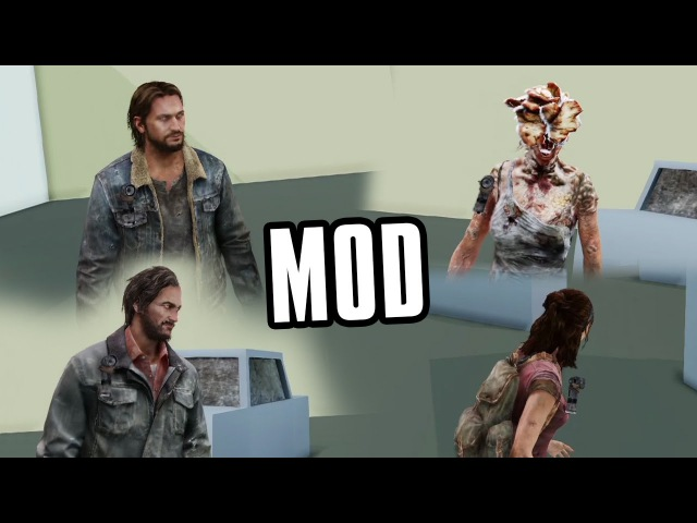 Playing as NPCs in The Last of Us