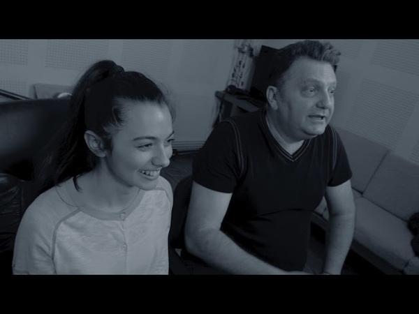 Laura Bretan - Dear Father (making-of recording studio session)