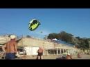 Ударило током на парашюте