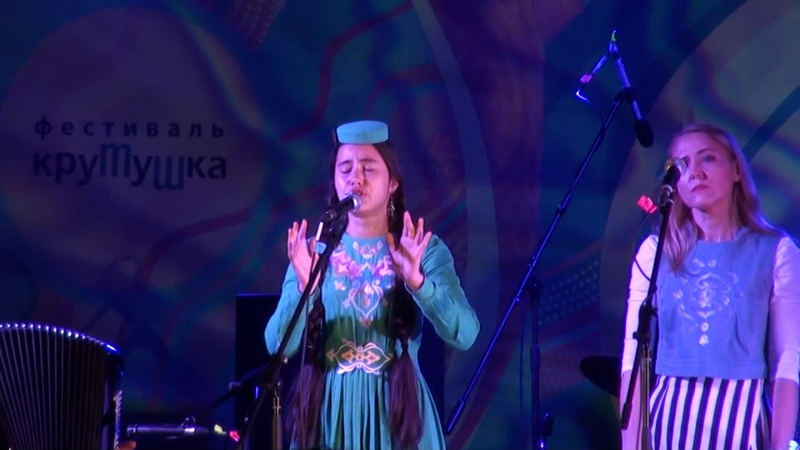 Саида Мухаметзянова-Зуля Камалова - Сахралар(татарская народная песня)