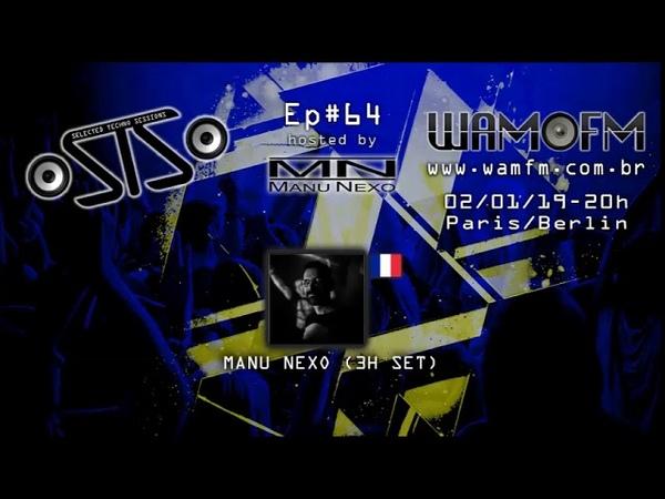 Manu Nexo @STS 64 On Wam Fm. 02-01-19